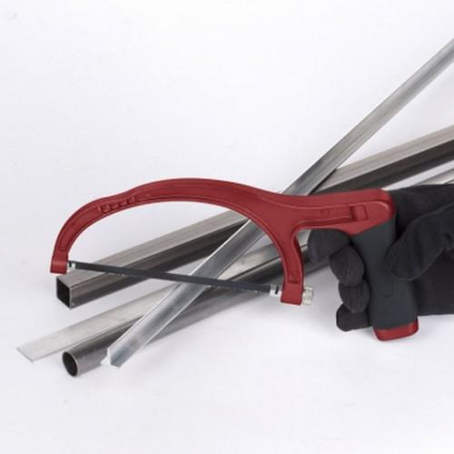 Pila na železo mini Basic KRT804003, 150mm