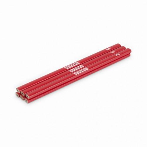 Sada tužek pro tesaře KRT710001, 6 kusů