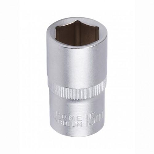 """Klíč nástrčný 1/2"""" KRT502006, 15mm"""