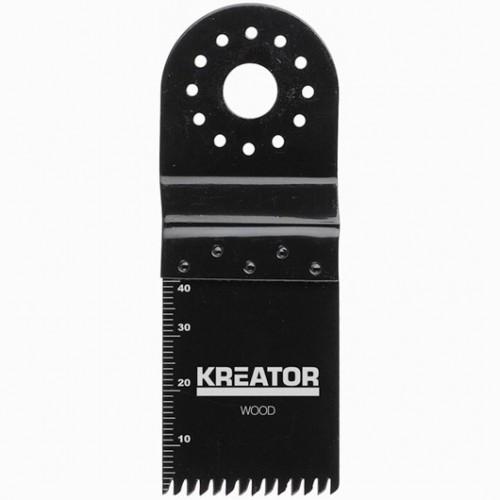 Nůž řezný na dřevo KRT990010, 34 x 40 x 2mm
