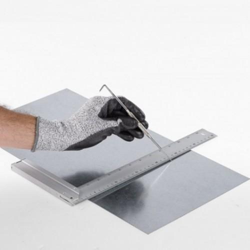 Rýsovací jehla s háčkem KRT455001, 200mm