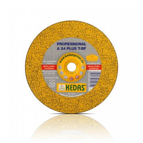 Řezací kotouč na ocel KDA0078, 180 x 22,2 x 2mm
