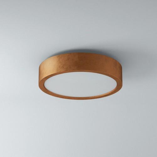 Stropní svítidlo keramické 1572/945 - měděná, Omega 360