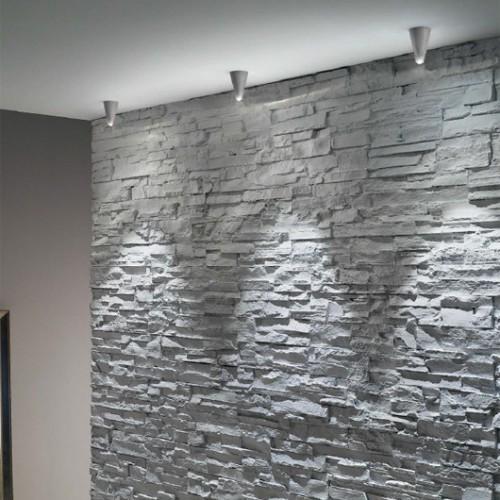 Stropní svítidlo LED, Conus - bílá