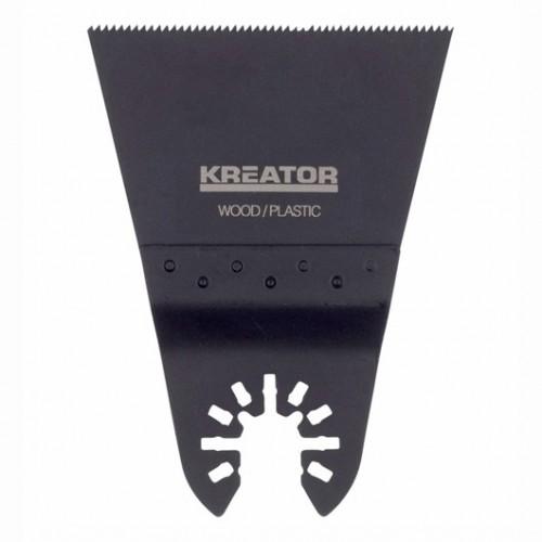 Nůž řezný na dřevo a plast KRT990014, 68mm