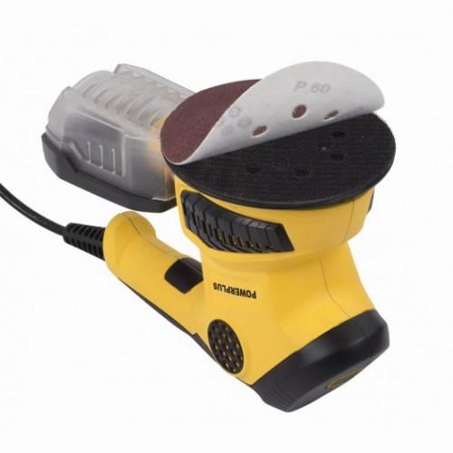 Bruska vibrační 3 v 1 POWX0485, 260W