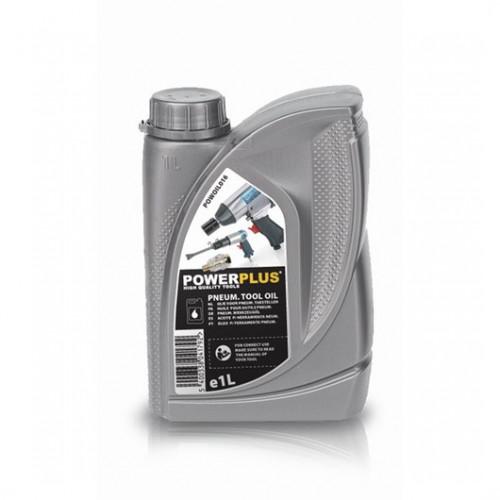 Olej pro vzduchové nářadí POWOIL016, 1l