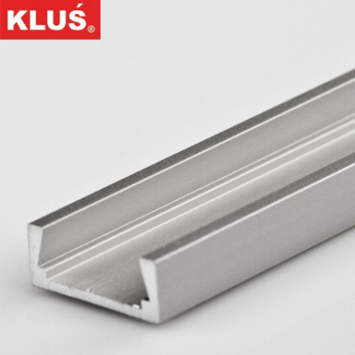 Hliníkový profil pro LED pásky KlusDesign MICRO-ALU, B1888ANODA