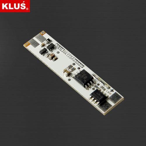 Bezdotykový vypínač do profilů 00234, 12/24V DC, 48/98W
