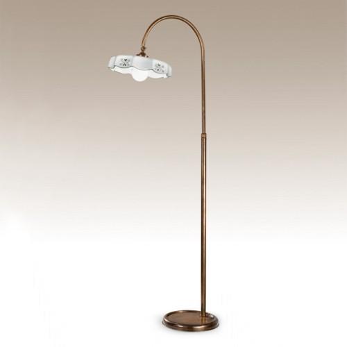 Stojací lampy rustikální
