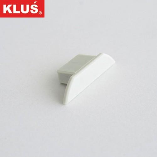 Záslepka pro profil STOS-ALU KlusDesign, 00085